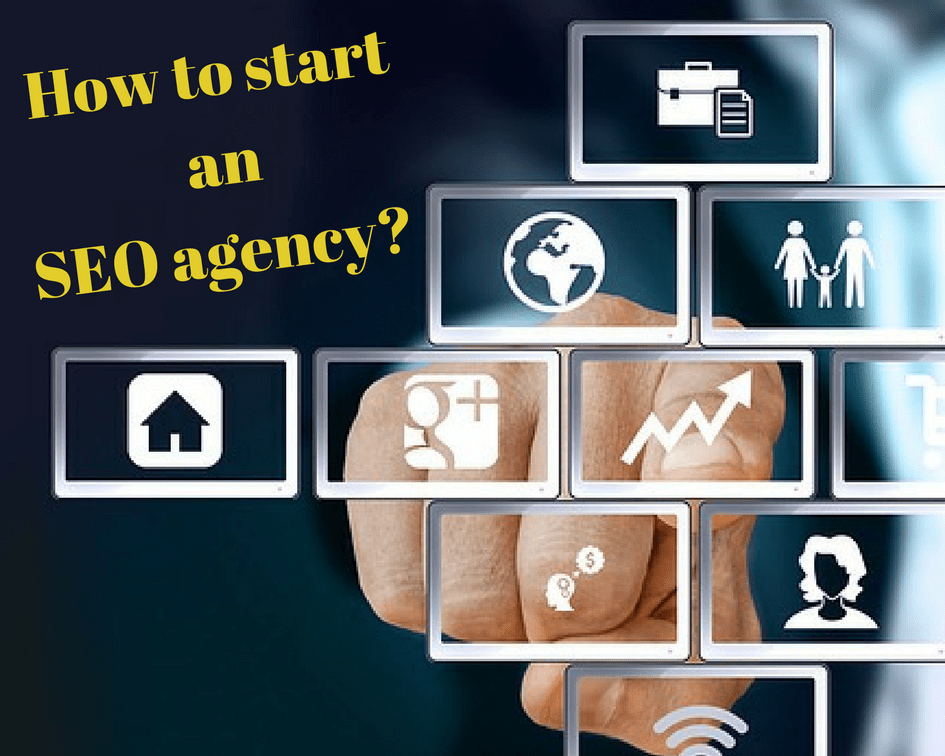 how to start an SEO marketing business